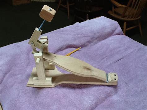Diy-Wood-Kick-Drum-Pedal