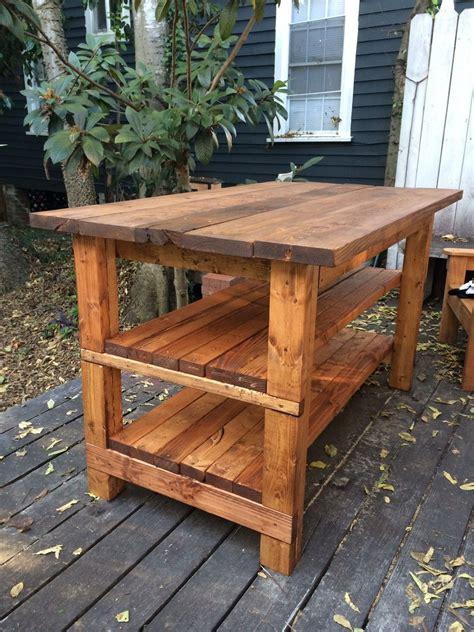 Diy-Wood-Kitchen-Island