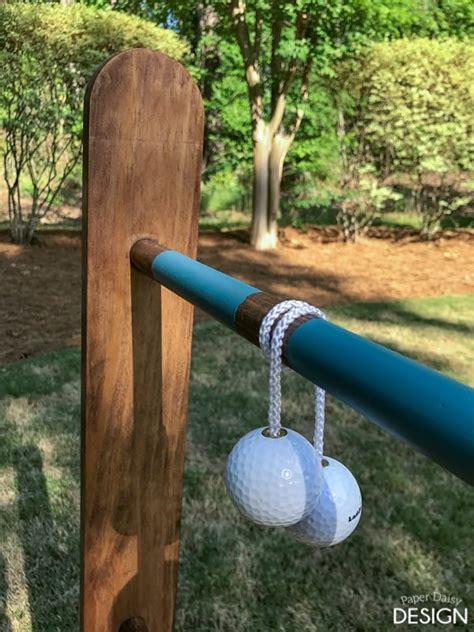 Diy-Wood-Ladder-Golf-Portable