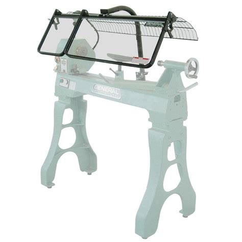Diy-Wood-Lathe-Guard