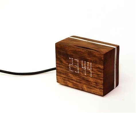 Diy-Wood-Led-Clock