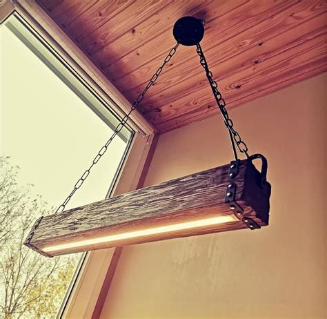 Diy-Wood-Led-Pendant-Light