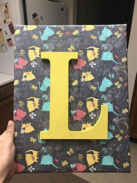 Diy-Wood-Letters-On-Canvas