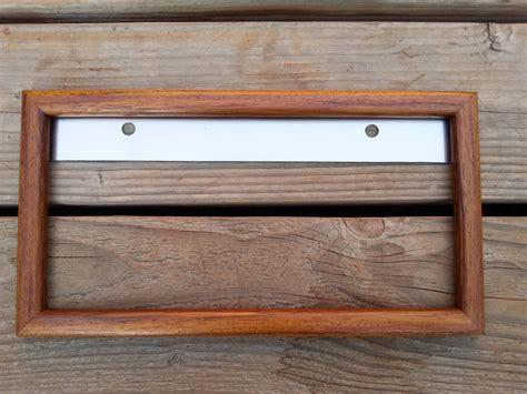 Diy-Wood-License-Plate-Frame