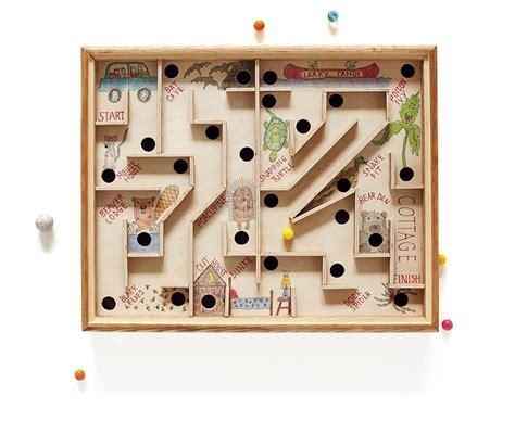 Diy-Wood-Marble-Maze