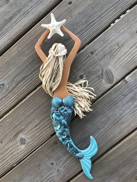 Diy-Wood-Mermaid
