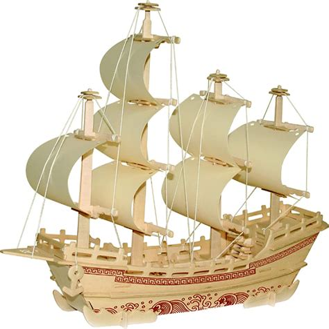 Diy-Wood-Model-Ship-Kits-For-Adults