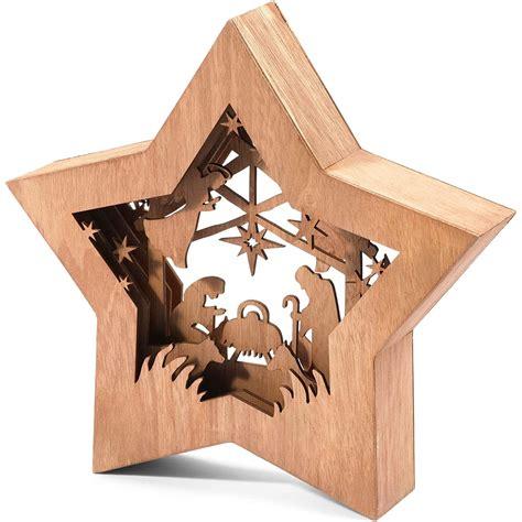 Diy-Wood-Nativity-Star