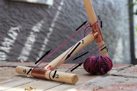 Diy-Wood-Niddy-Noddy