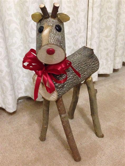 Diy-Wood-Outdoor-Santa-And-Rudolf