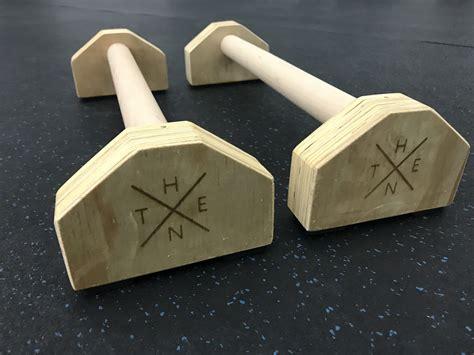 Diy-Wood-Parallettes