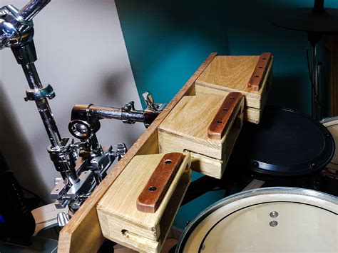Diy-Wood-Percussion-Instruments