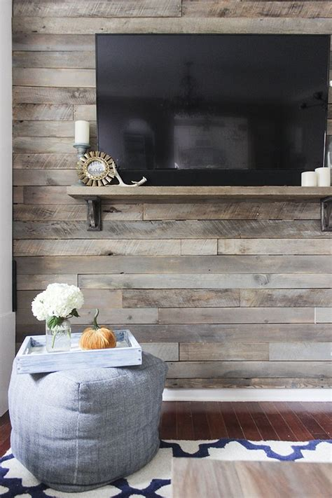 Diy-Wood-Plank-Accent-Wall