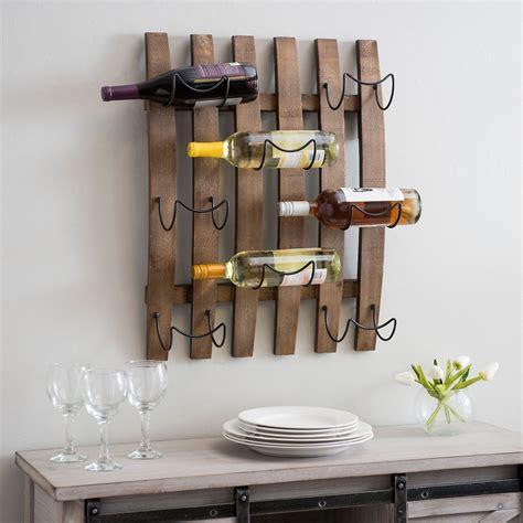 Diy-Wood-Plank-Wine-Rack
