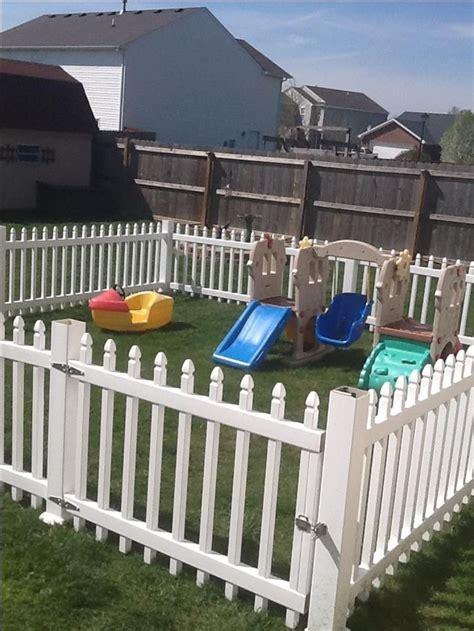Diy-Wood-Play-Yard-Fence
