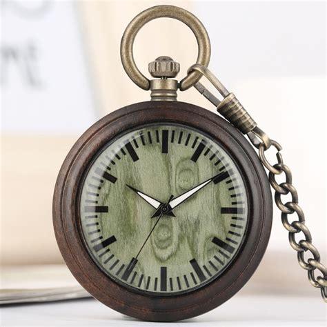 Diy-Wood-Pocket-Watch