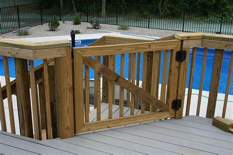 Diy-Wood-Pool-Gate