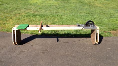 Diy-Wood-Rowing-Machine