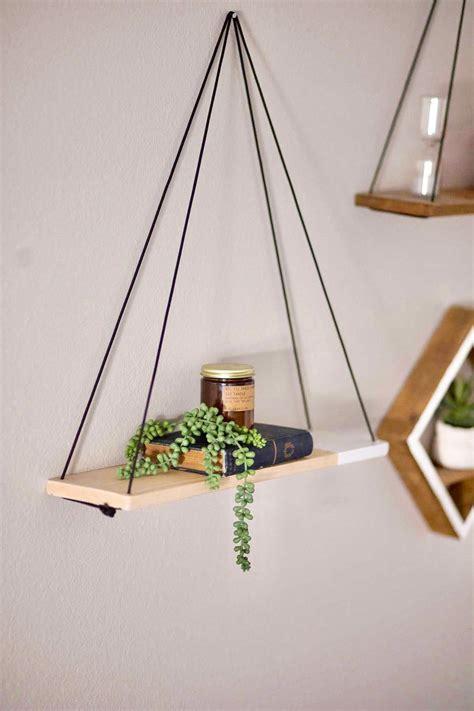 Diy-Wood-Shelf-Hanging