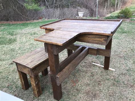 Diy-Wood-Shooting-Bench