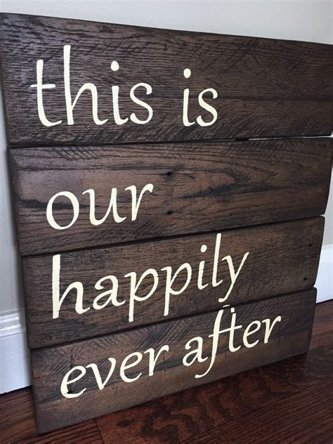 Diy-Wood-Signs-Happily-Ever-After