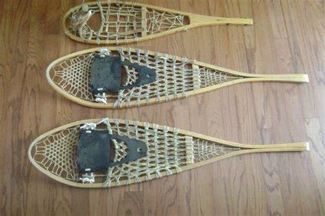 Diy-Wood-Snowshoes