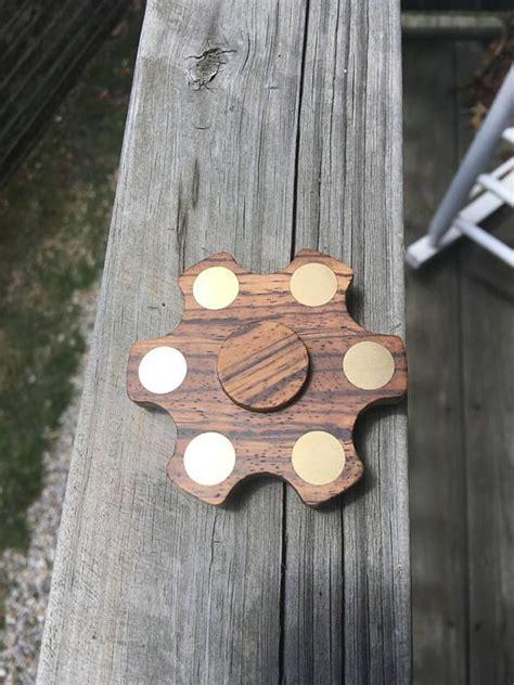 Diy-Wood-Spinner-Fidget-Toy