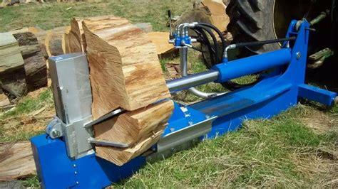 Diy-Wood-Splitter-Machine