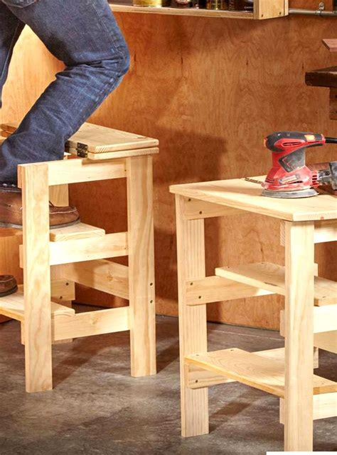 Diy-Wood-Stool-Plans
