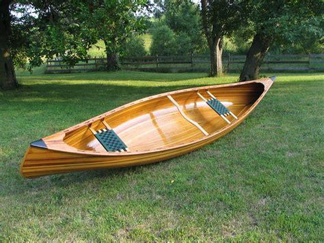 Diy-Wood-Strip-Canoe