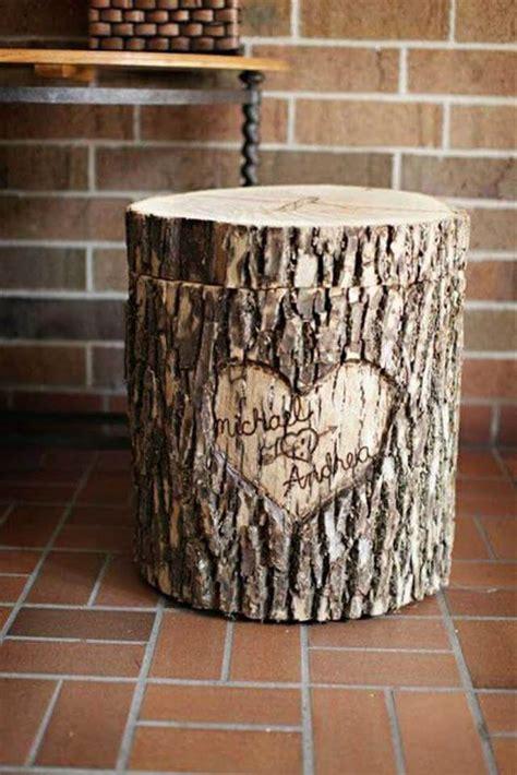 Diy-Wood-Stump-Projects