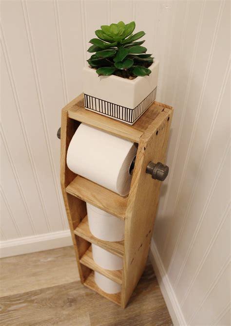 Diy-Wood-Toilet-Paper-Holder