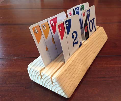 Diy-Wood-Turning-Playing-Card-Holder