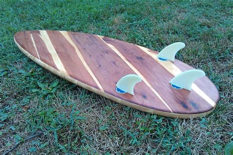 Diy-Wood-Wakesurf-Board