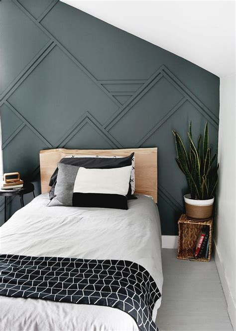Diy-Wood-Wall-Bedroom
