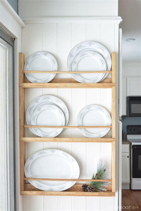 Diy-Wood-Wall-Plates