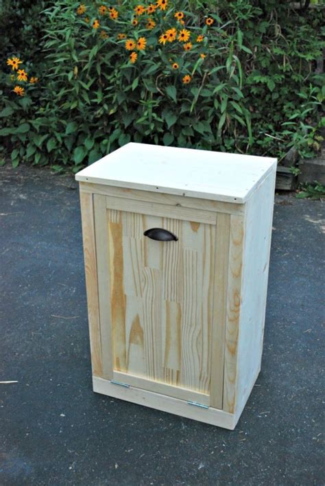 Diy-Wood-Waste-Basket