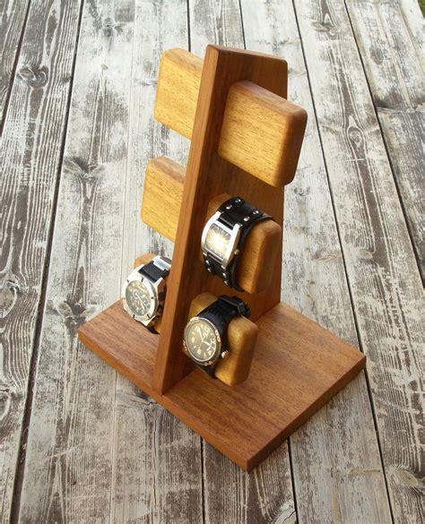 Diy-Wood-Watch-Holder
