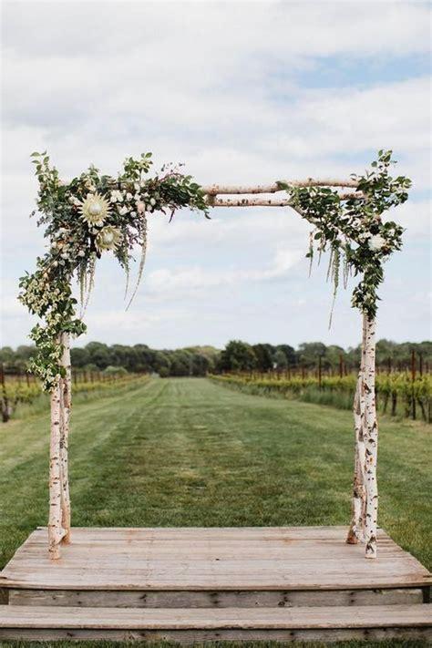 Diy-Wood-Wedding-Arbor