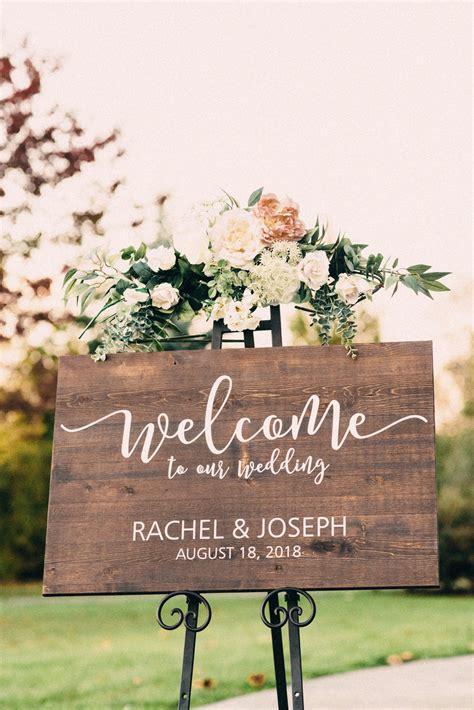 Diy-Wood-Welcome-Wedding-Sign