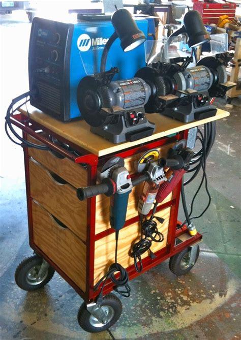 Diy-Wood-Welding-Cart