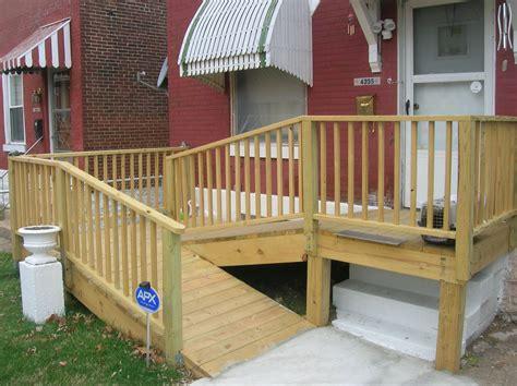 Diy-Wood-Wheelchair-Ramp