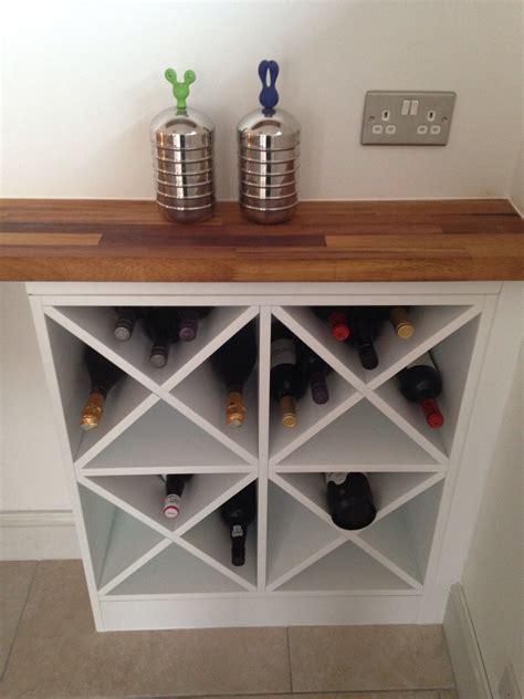 Diy-Wood-Wine-Rack-Table