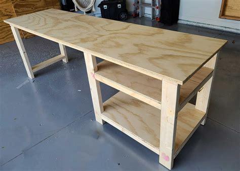 Diy-Wood-Workstation