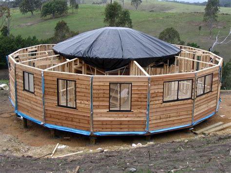 Diy-Wood-Yurt