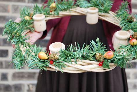Diy-Wooden-Advent-Wreath