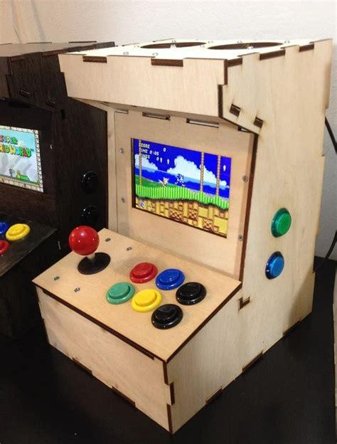 Diy-Wooden-Arcade-Games