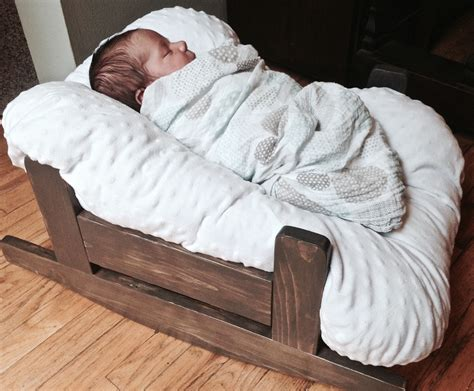 Diy-Wooden-Baby-Rocker