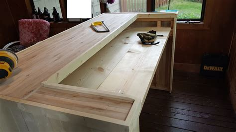 Diy-Wooden-Bar-Top