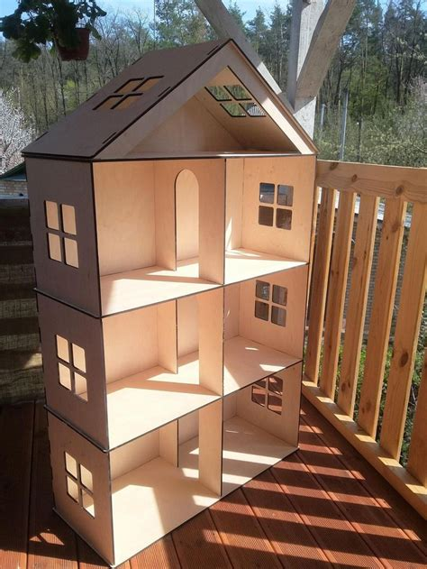 Diy-Wooden-Barbie-Doll-House
